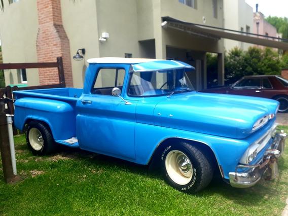 Chevrolet Apache 1961 C10 Clasica Coleccion Cordasco