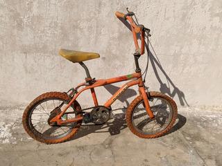 Bicicleta Rodado 16 A Reparar Cuadro Impecable