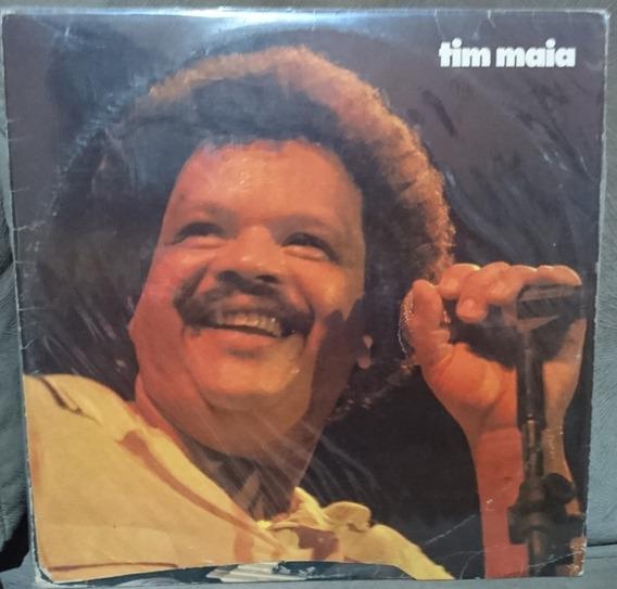 Lp Tim Maia 1980 Frete Gratis