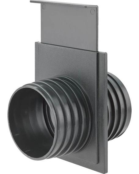 Compuerta Colector De Polvo Con Rosca 4 X 4 Carpintero D4255
