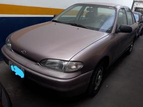 Hyundai Accent, 1995