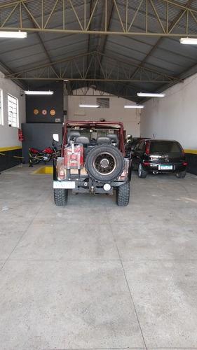 Imagem 1 de 6 de Jeep Willys Overland Jeep Willys