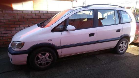 Chevrolet Zafira Gl Mc 2.0 8v Ac