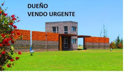 Lote Km 314 1000 Mts Dueño Barrio Privado Salida Mar Urgente