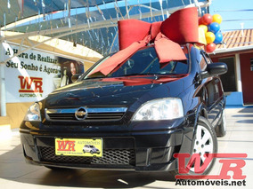 Chevrolet Corsa 1.4 Maxx Flex Bx Km Confira Campinas-sp