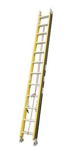 Escalera Extensible De 32 Peldaños