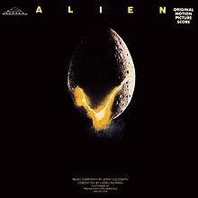 Alien - Trilha Sonora Original Por Jerry Goldsmith