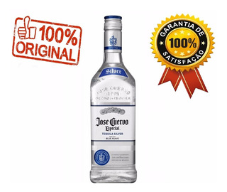 Tequila Jose Cuervo Silver / Prata 750ml Original Lacrado