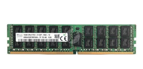 Imagem 1 de 10 de Memoria 16gb Poweredge T5810, R540, T440, R520, R630