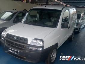 Fiat / Doblo Cargo Ano 2008 Financia 100%