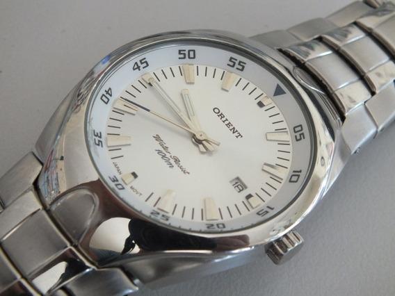 Relógio Orient Quartz Masculino Usado