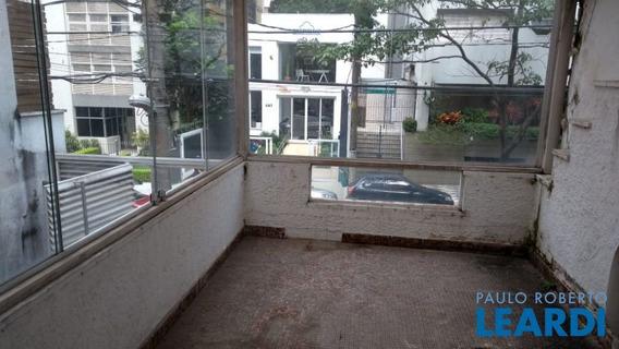 Casa Assobradada - Jardim América - Sp - 573252