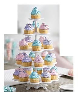 Base Para Cupcakes Para Panesitos Gelatina Frutilla Lea Más