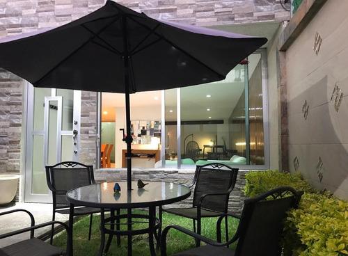 Imagen 1 de 14 de Casa Bonita Venta En Villa Quietud, Coyoacan