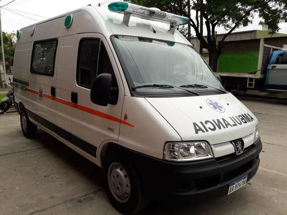 Fiat Ducato 0km Ambulancia Equipada Sin Interes A*