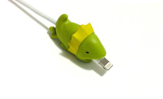 Protector Cable De Datos Lagarto