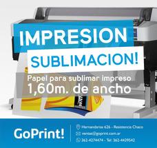 Impresión Para Sublimación