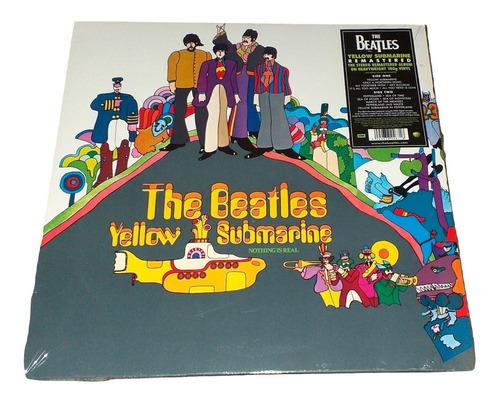 The Beatles - Yellow Submarine (vinilo, Lp, Vinil, Vinyl)