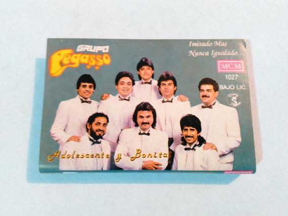 Grupo Pegasso - Vol. 9 - Adolescente Y Bonita Casete