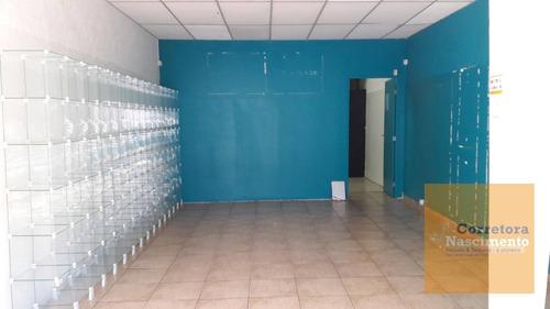Imagem 1 de 6 de Loja Para Alugar, 70 M² Por R$ 2.000,00 - Centro - Jacareí/sp - Lo0013