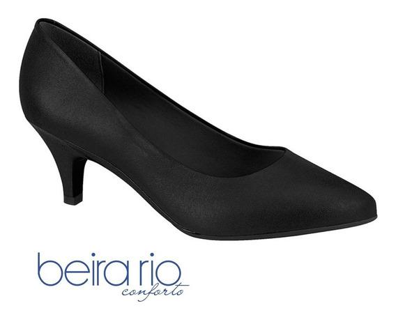 Zapatos Dama Stiletto Bajo Confort Beira Rio