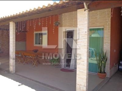 Casa Com Edícula Em Iguaba Grande