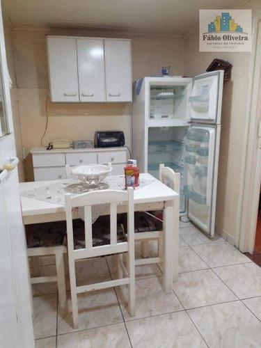 Imagem 1 de 7 de Casa Com 2 Dormitórios À Venda, 160 M² Por R$ 636.000 - Santa Paula - São Caetano Do Sul/sp - Ca0289