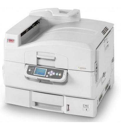 Impressora Laser Color Oki C9850 - Preço De Desapego