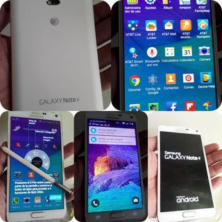 Samsung Galaxy Note 4 Lte 4g 32gb Liberado