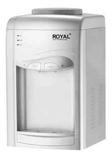 Dispenser de agua Royal Aquasky plateado 127V