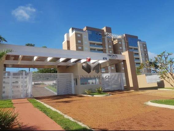 R$ 1.700,00 - Edifício Mirante Condoclub - Apartamento Com 2 Dormitórios Para Alugar, 71 M² - Bonfim Paulista - Ribeirão Preto/sp - Ap2943