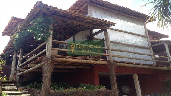 Sobrado Alto Padrão Em Condomínio, Portal Ouro Verde - Área Total 1.000 M² - V152