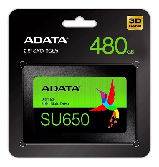 Ssd 480gb Sata 2,5 Adata Ultimate