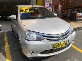 Toyota Etios 1.5 Platinum 16v Flex 4p Manual