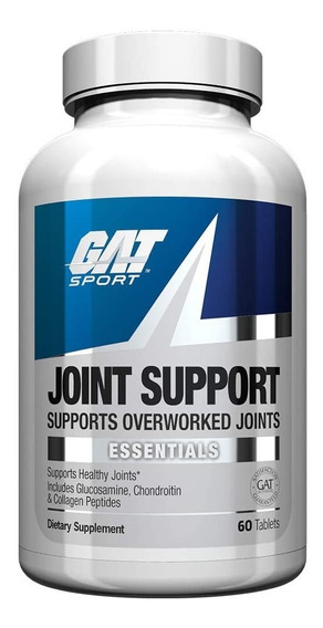 Gat Sport Joint Support 60 Tabletas Glucosamina Con Colageno