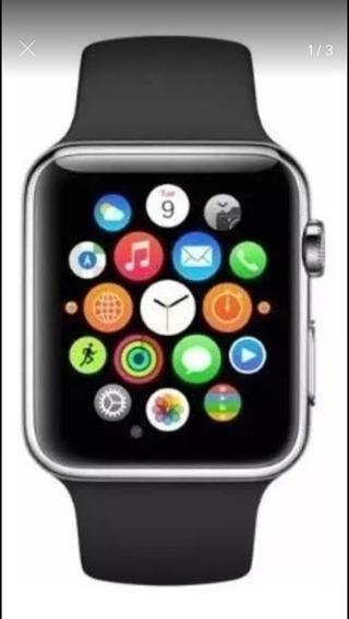 Relógio Smartwatch Inteligente Bluetooth Android iPhone Ios