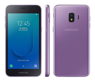 Smartphone Samsung Galaxy J2 Core Tela 5 16gb Violeta Nfe