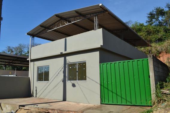 Vendo Casa 3 Quartos (suíte) No Bairro Mangueira Rural Ubá