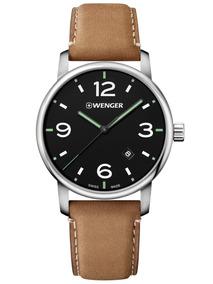 Relógio Social Suíço Wenger Urban Classic 01.1741.117 C/ Nf