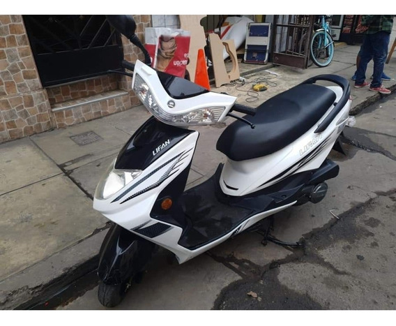 Lifan 125 Scooter