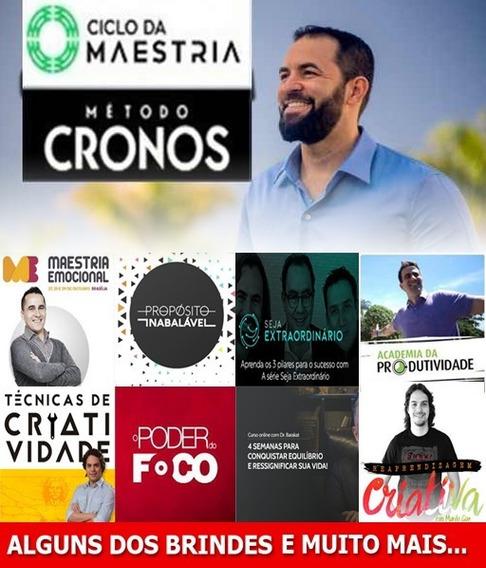 Método Cronos 2019 + Ciclo Da Maestria + Brindes Exclusivos