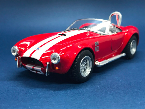 Miniatura Ford Shelby Cobra Escala 1/32