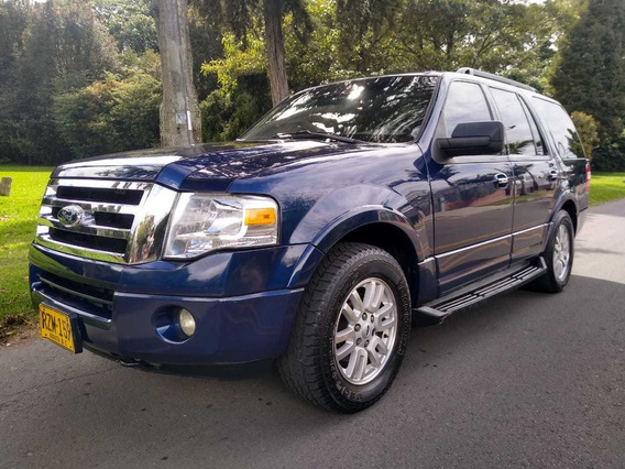 Ford Expedition Eddie 4x4 Aut 7 Puestos.blindaje 3 Full Equi