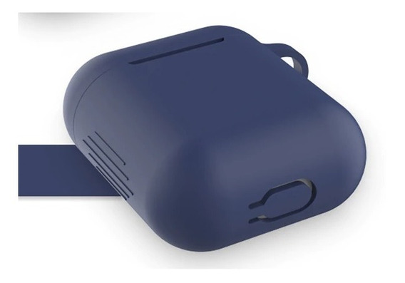 Capinha Silicone Premium Case Fone Apple AirPods 1 Ou 2
