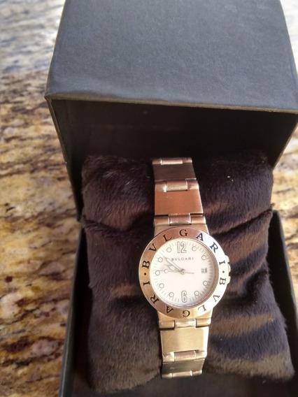 Relógio Feminino Bvlgari Original