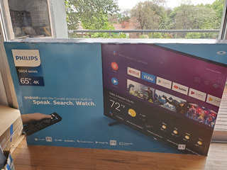 Tv 65 4k Philips