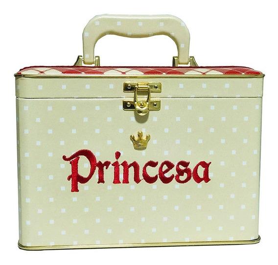 Álbum E Maleta Princesa 600 Fotos 10x15