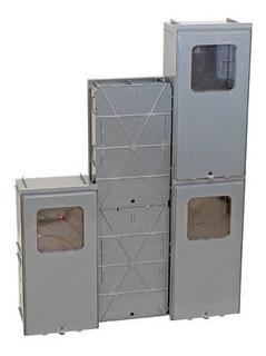 Kit Caixa Visor Rua 3 Med Eletropaulo Cabo 25mm C/kit + Fret