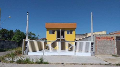 Casa Com 2 Dorms, Jardim Suarão, Itanhaém - R$ 140 Mil, Cod: 2968 - V2968