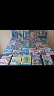 Juegos De Wii Copias (nuevos)